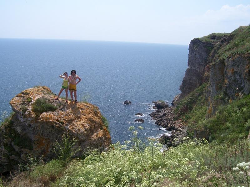 półwysep kaliakra bułgaria