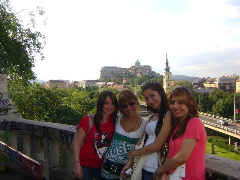 Stolice Europy - Budapeszt