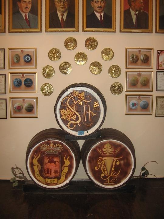 Muzeum Winiarstwa.Nowy Świat na Krymie