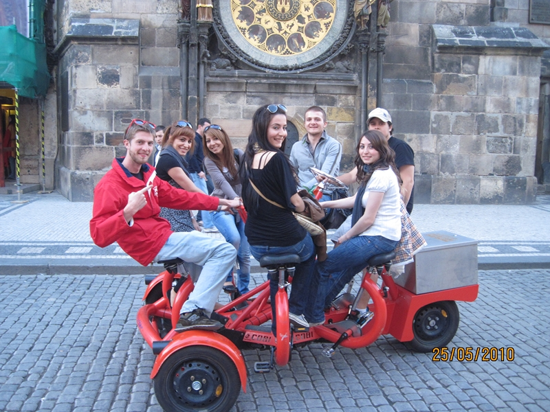 Stolice Europy- Praga