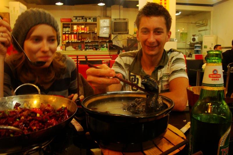Jedzenie chiny